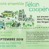 Grande soirée participative des Vergers - 20 septembre 2018